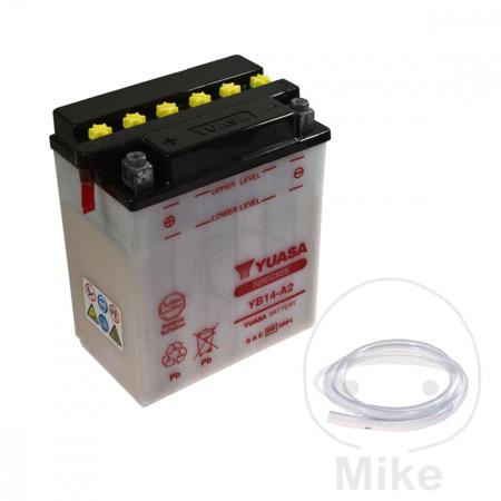 Akumulator Yuasa Yumicron YB14-A2