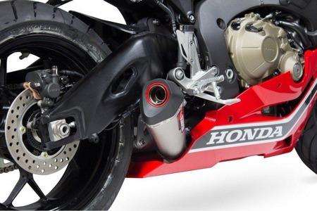 Honda CBR1000RR Fireblade 17/18 Serket Taper Slip-on TYTAN RHA175TEO
