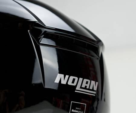 Kask NOLAN szczękowy N90.3 CLASSIC N-COM czarny połysk