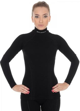 Koszulka damska termoaktywna BRUBECK EXTREME WOOL MERINO