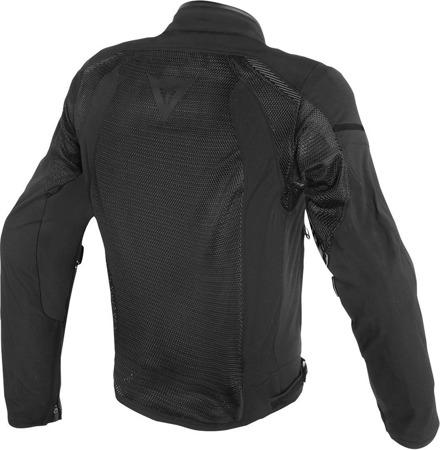 Kurtka tekstylna DAINESE AIR FRAME D1 TEX czarna