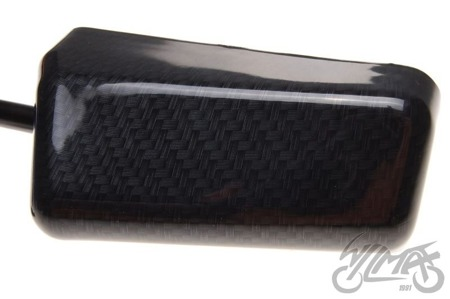 Lusterko MP119-5 Carbon - 10 mm