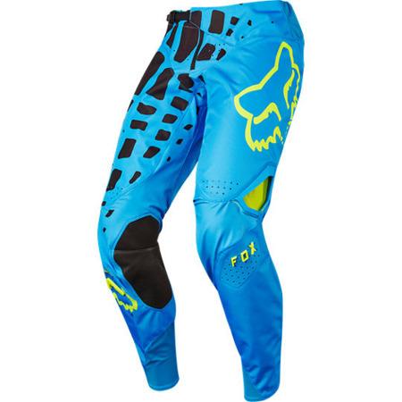 Spodnie FOX 360 GRAV niebieskie