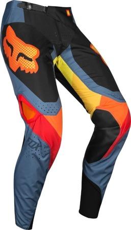 Spodnie FOX JUNIOR 360 MURC niebieskie
