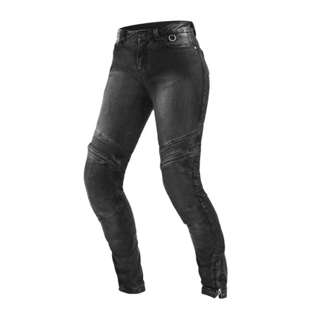 Spodnie SHIMA JESS BLACK LONG przedłużane