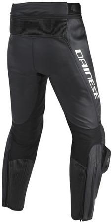 Spodnie skórzane DAINESE MISANO czarne