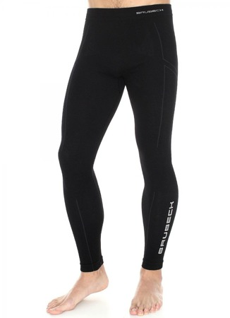 Spodnie termoaktywne BRUBECK EXTREME WOOL merino