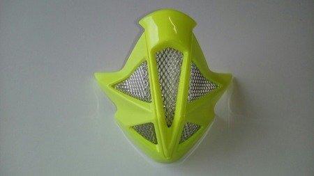Wlot szczękowy do kasku IMX FMX-01 FLO YELLOW