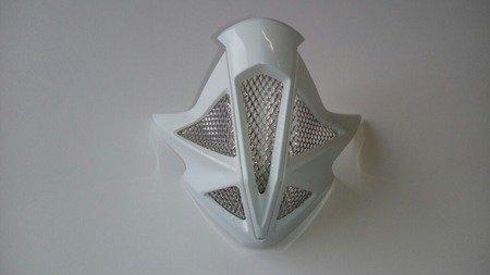 Wlot szczękowy do kasku IMX FMX-01 white