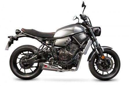 Yamaha XSR 700 16/17 Serket taper full system Tytan RYA103SYSTEO