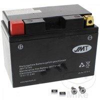 Akumulator JMT - YTZ14S  (WPZ14S) - zalany
