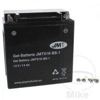 Akumulator JMT żelowy JMTX16-BS-1 GEL