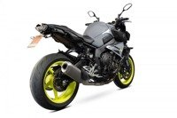Yamaha MT-10 16/17 Catalyst Removal Pipe - Stainless Dekat Pipe YA102CR