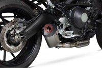Yamaha XSR 900 16/17 Serket full system Tytan RYA107SYSTEO